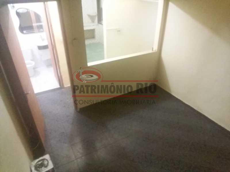 4 - Quarto 1 1. - Apartamento tipo casa de 2qtos - PAAP23439 - 12