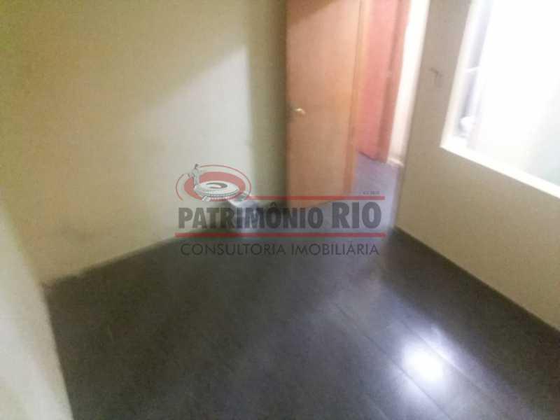 4 - Quarto 1 2. - Apartamento tipo casa de 2qtos - PAAP23439 - 13