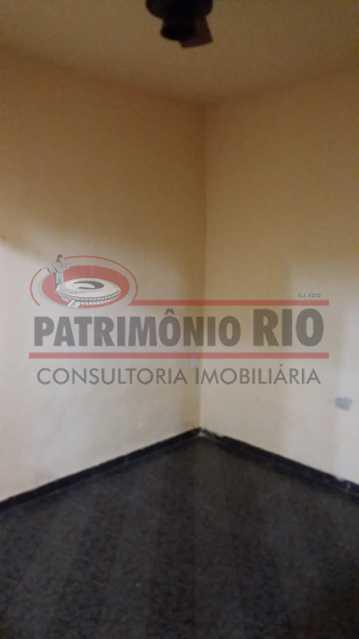4 - Quarto 1 3. - Apartamento tipo casa de 2qtos - PAAP23439 - 14