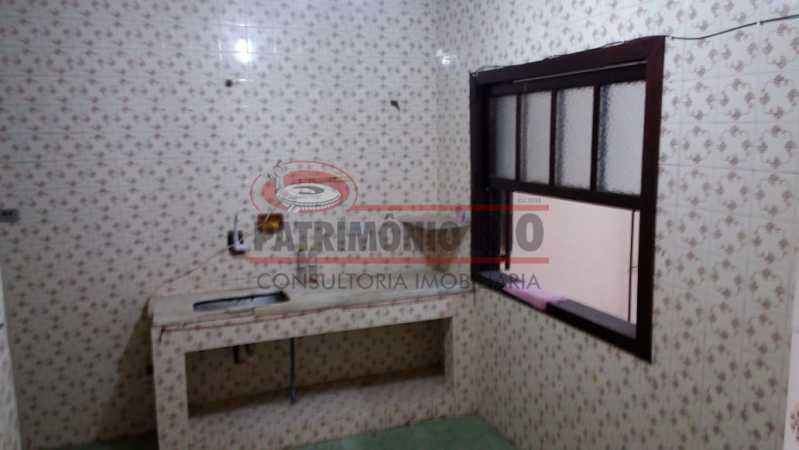 5 - Cozinha 1. - Apartamento tipo casa de 2qtos - PAAP23439 - 18
