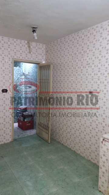 5 - Cozinha 2. - Apartamento tipo casa de 2qtos - PAAP23439 - 19