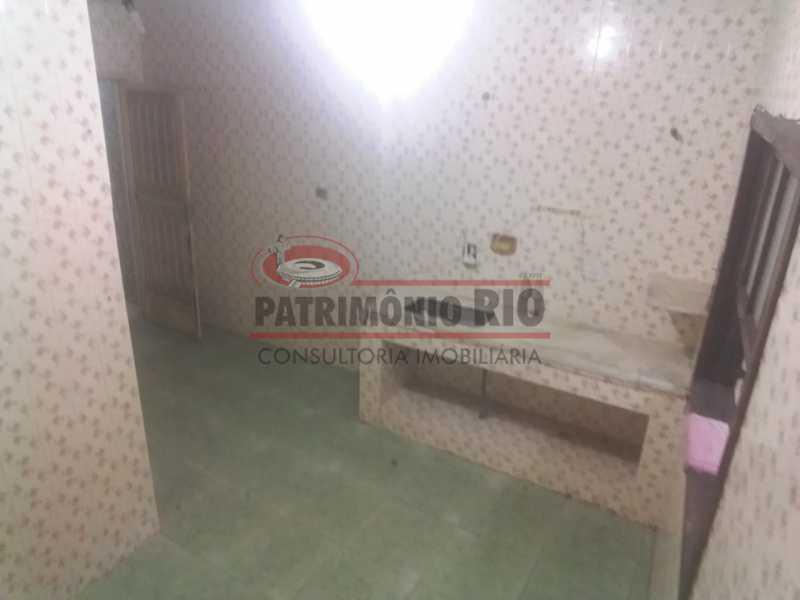 5 - Cozinha 4. - Apartamento tipo casa de 2qtos - PAAP23439 - 21