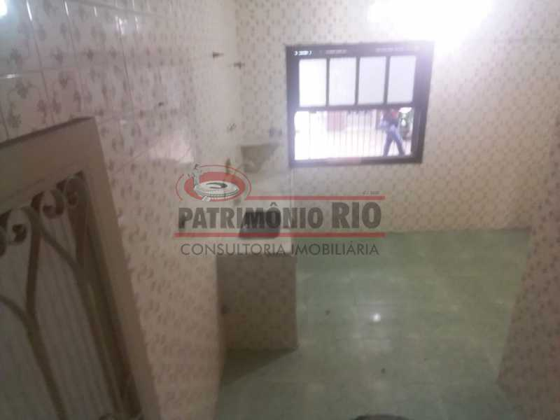 5 - Cozinha 5. - Apartamento tipo casa de 2qtos - PAAP23439 - 22