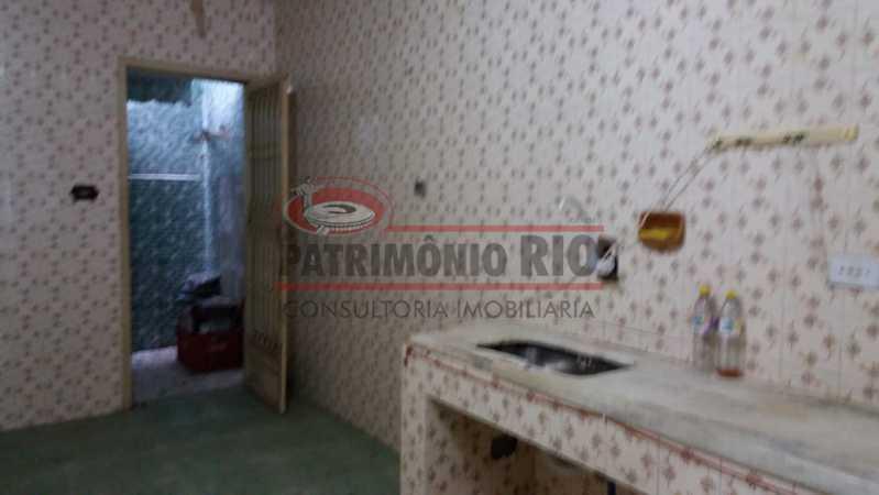 5 - Cozinha 6. - Apartamento tipo casa de 2qtos - PAAP23439 - 23