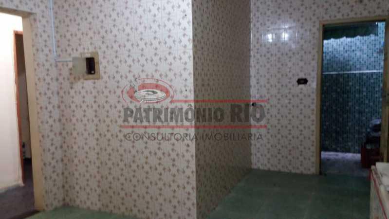 5 - Cozinha 7. - Apartamento tipo casa de 2qtos - PAAP23439 - 24