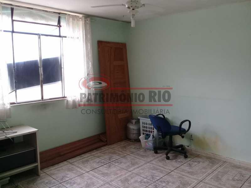 1 - Bom Apartamento de 3 quartos no IAPI de Padre Miguel - PAAP30873 - 1