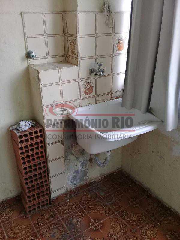 20 - Bom Apartamento de 3 quartos no IAPI de Padre Miguel - PAAP30873 - 21