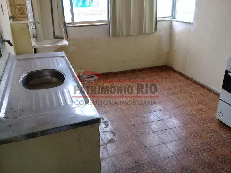 25 - Bom Apartamento de 3 quartos no IAPI de Padre Miguel - PAAP30873 - 26
