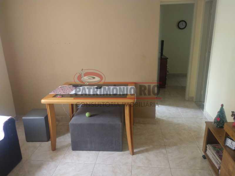 2 - Apartamento Tomás Coelho,2qtos, 1 vaga e financiando. - PAAP23456 - 5
