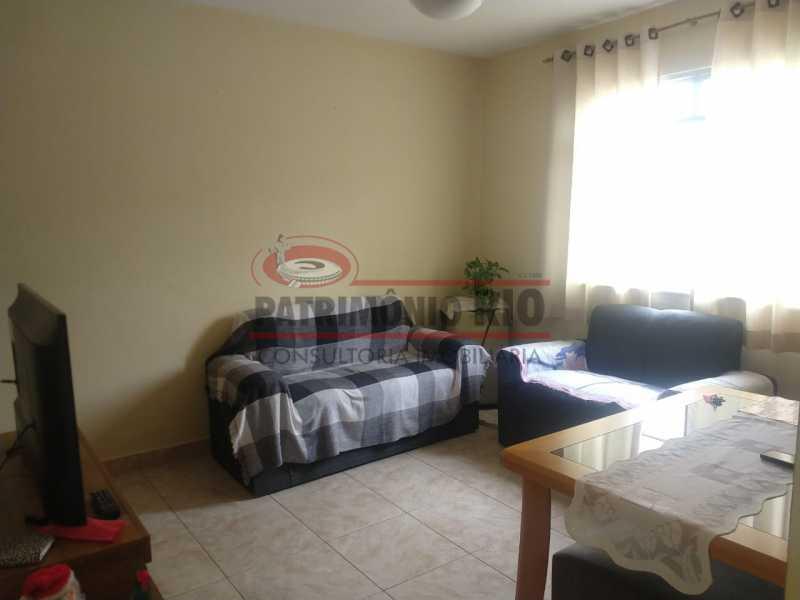 5 - Apartamento Tomás Coelho,2qtos, 1 vaga e financiando. - PAAP23456 - 4