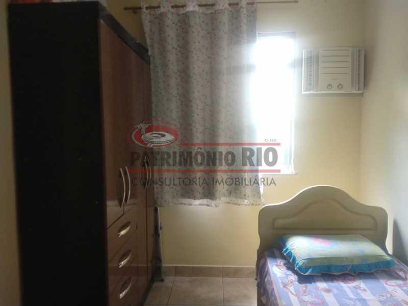 6 - Apartamento Tomás Coelho,2qtos, 1 vaga e financiando. - PAAP23456 - 24