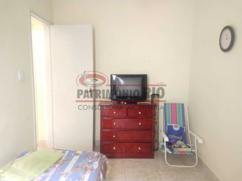 8 - Apartamento Tomás Coelho,2qtos, 1 vaga e financiando. - PAAP23456 - 25