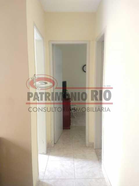 10 - Apartamento Tomás Coelho,2qtos, 1 vaga e financiando. - PAAP23456 - 6
