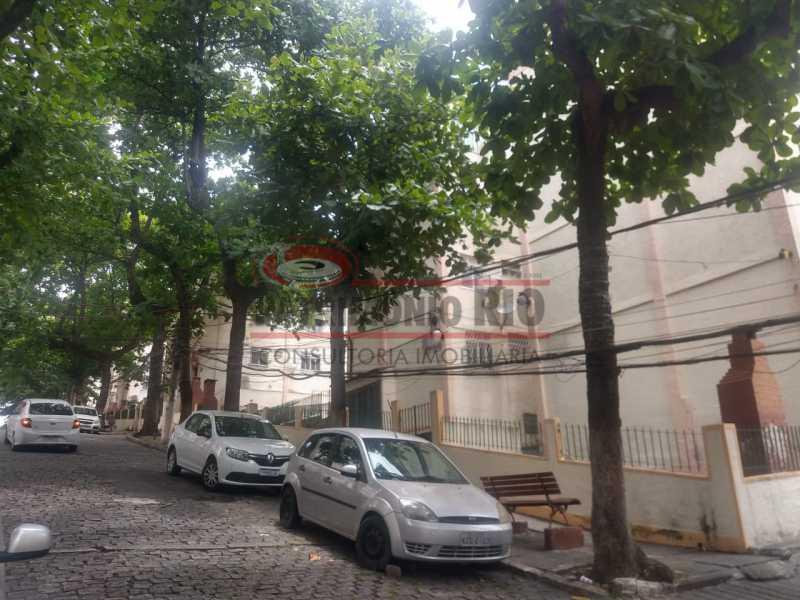 16 - Apartamento Tomás Coelho,2qtos, 1 vaga e financiando. - PAAP23456 - 20