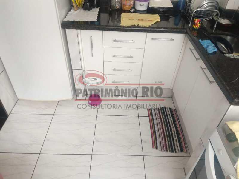 17 - Apartamento Tomás Coelho,2qtos, 1 vaga e financiando. - PAAP23456 - 18
