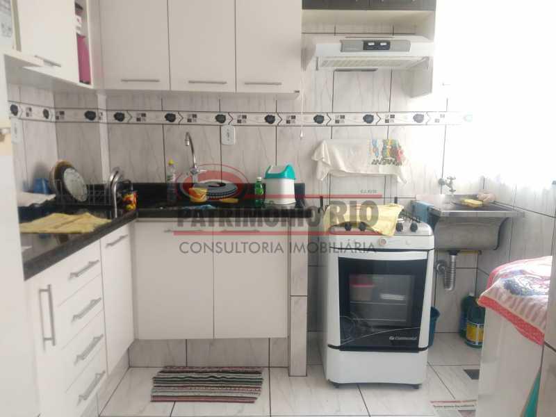 20 - Apartamento Tomás Coelho,2qtos, 1 vaga e financiando. - PAAP23456 - 15