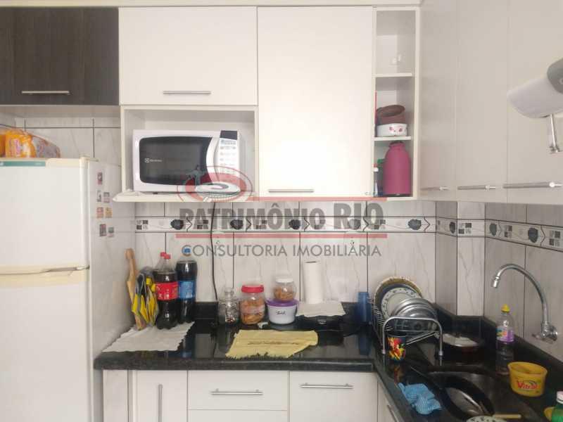 21 - Apartamento Tomás Coelho,2qtos, 1 vaga e financiando. - PAAP23456 - 17