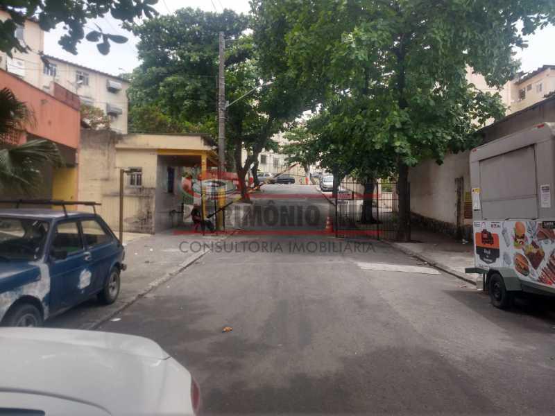 23 - Apartamento Tomás Coelho,2qtos, 1 vaga e financiando. - PAAP23456 - 19
