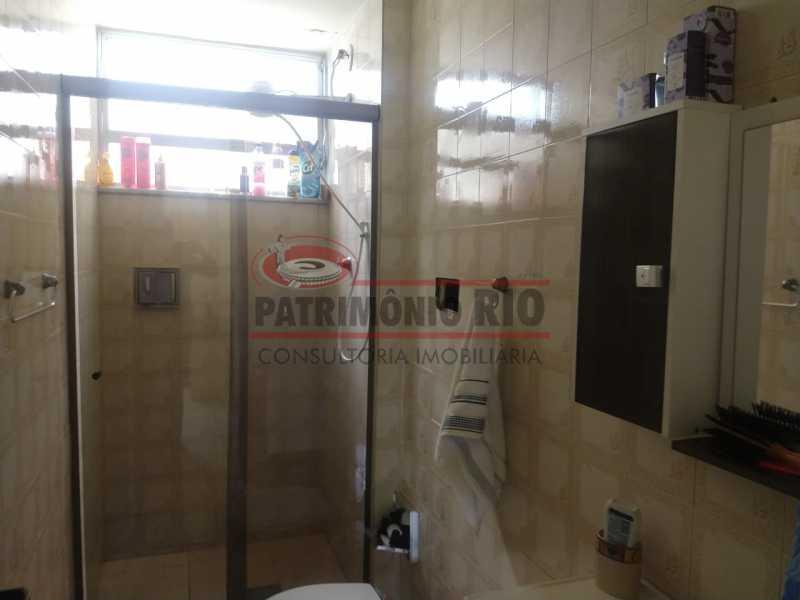 24 - Apartamento Tomás Coelho,2qtos, 1 vaga e financiando. - PAAP23456 - 11