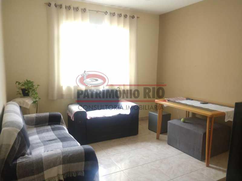 índice - Apartamento Tomás Coelho,2qtos, 1 vaga e financiando. - PAAP23456 - 1