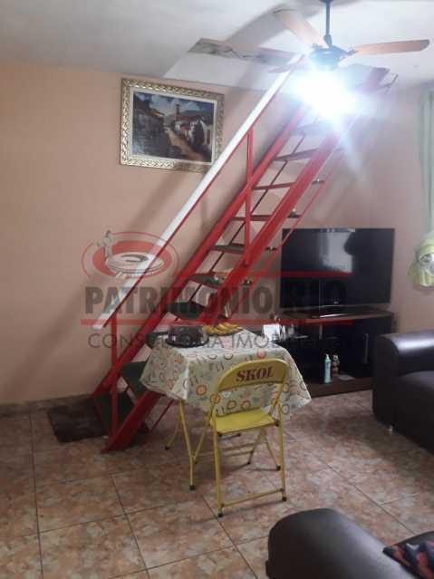 02. - Apartamento, sala, dois quartos, próximo condução comércio Olaria - PAAP23463 - 3