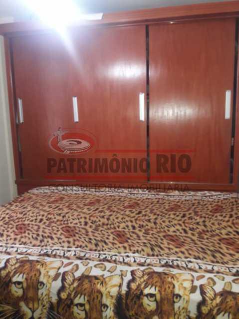 03. - Apartamento, sala, dois quartos, próximo condução comércio Olaria - PAAP23463 - 4