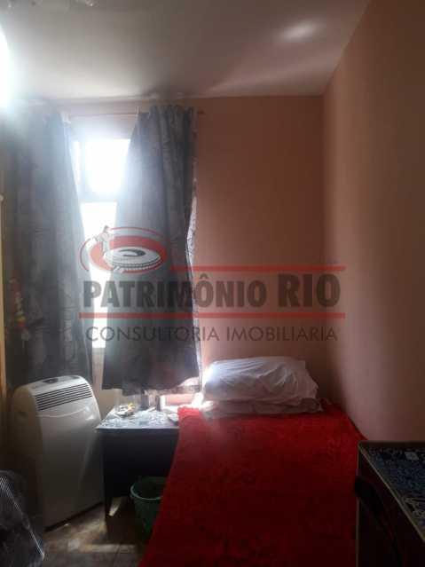 04. - Apartamento, sala, dois quartos, próximo condução comércio Olaria - PAAP23463 - 5