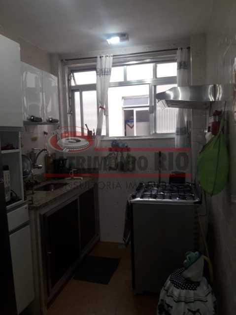 05. - Apartamento, sala, dois quartos, próximo condução comércio Olaria - PAAP23463 - 6