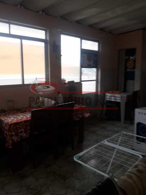 08. - Apartamento, sala, dois quartos, próximo condução comércio Olaria - PAAP23463 - 9