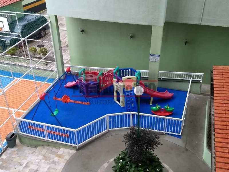 1 - Excelente apartamento - 2qtos, elevador - Vila da Penha - PAAP23477 - 13