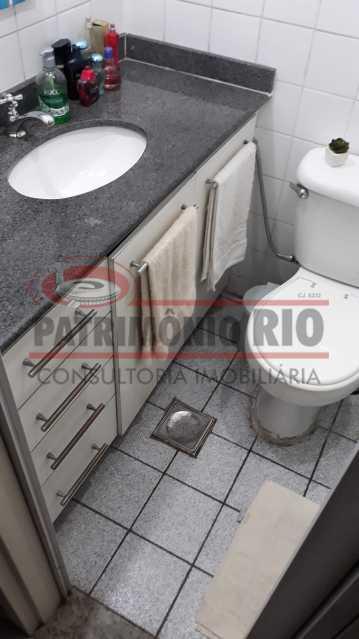2 - Excelente apartamento - 2qtos, elevador - Vila da Penha - PAAP23477 - 9