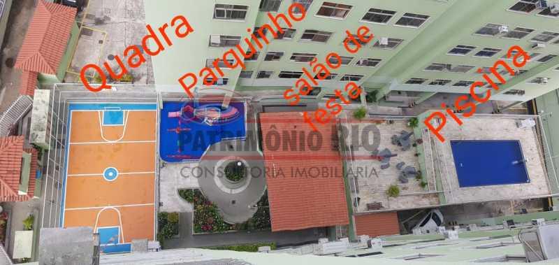 8 - Excelente apartamento - 2qtos, elevador - Vila da Penha - PAAP23477 - 14