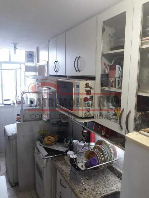 10 - Excelente apartamento - 2qtos, elevador - Vila da Penha - PAAP23477 - 12