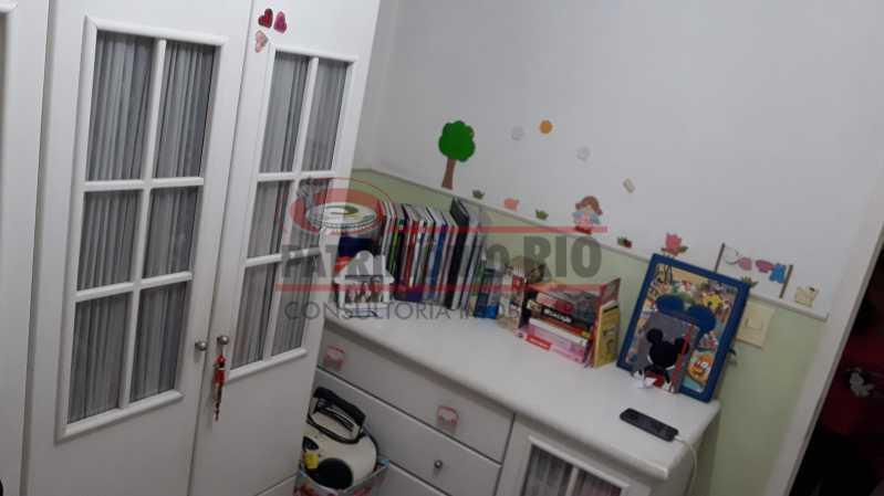 12 - Excelente apartamento - 2qtos, elevador - Vila da Penha - PAAP23477 - 7