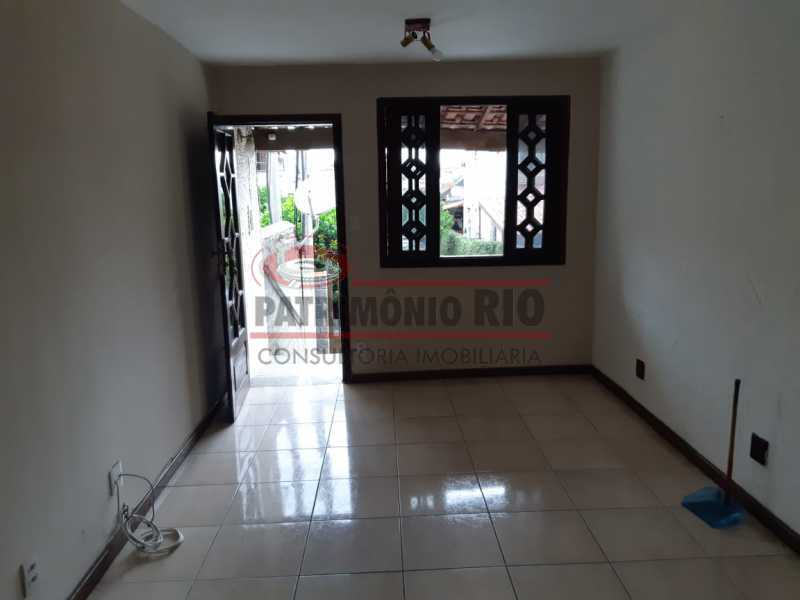 01. - Casa Duplex Condomínio fechado, sala, 3quartos, Irajá - PACN30052 - 1