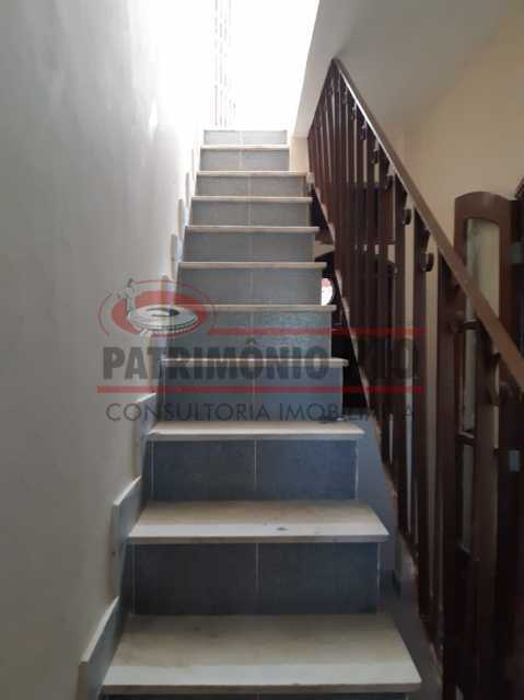 03. - Casa Duplex Condomínio fechado, sala, 3quartos, Irajá - PACN30052 - 4