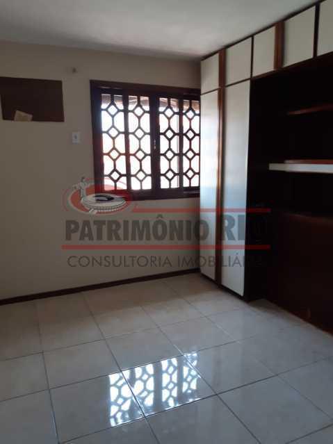 04. - Casa Duplex Condomínio fechado, sala, 3quartos, Irajá - PACN30052 - 5