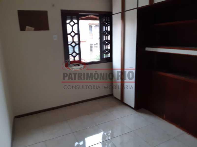 05. - Casa Duplex Condomínio fechado, sala, 3quartos, Irajá - PACN30052 - 6