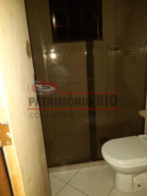 08. - Casa Duplex Condomínio fechado, sala, 3quartos, Irajá - PACN30052 - 9