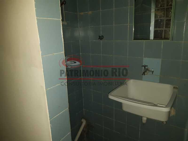 09. - Casa Duplex Condomínio fechado, sala, 3quartos, Irajá - PACN30052 - 10