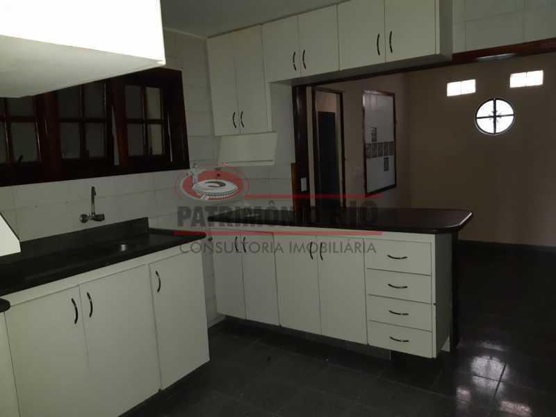10. - Casa Duplex Condomínio fechado, sala, 3quartos, Irajá - PACN30052 - 11