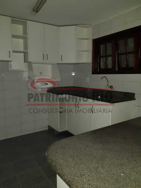 11. - Casa Duplex Condomínio fechado, sala, 3quartos, Irajá - PACN30052 - 12