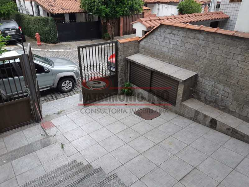 15. - Casa Duplex Condomínio fechado, sala, 3quartos, Irajá - PACN30052 - 16