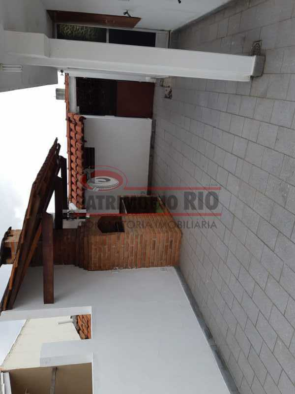 16. - Casa Duplex Condomínio fechado, sala, 3quartos, Irajá - PACN30052 - 17