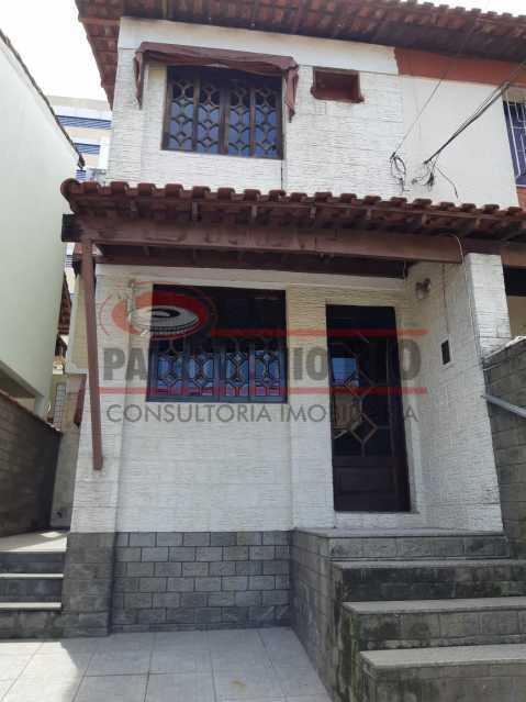 17. - Casa Duplex Condomínio fechado, sala, 3quartos, Irajá - PACN30052 - 18