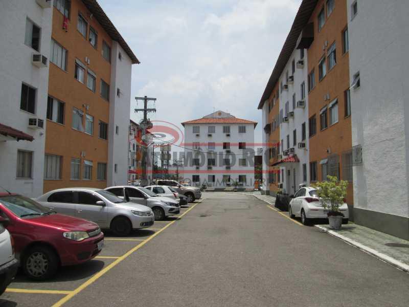 IMG_6532 - Apartamento 2quartos com garagem próximo do Metro - PAAP23508 - 1
