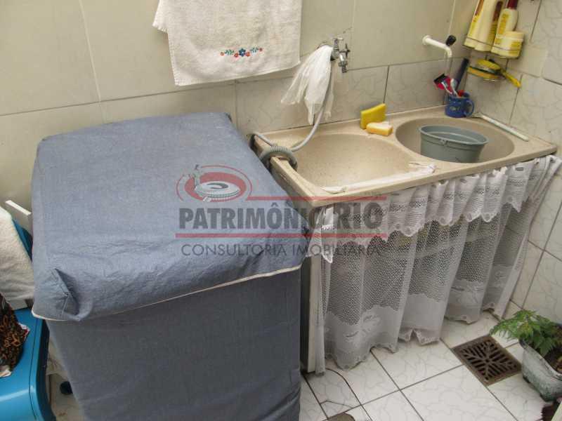 IMG_6656 - Apartamento 2quartos Térreo - PAAP23527 - 17