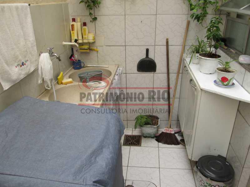 IMG_6659 - Apartamento 2quartos Térreo - PAAP23527 - 20