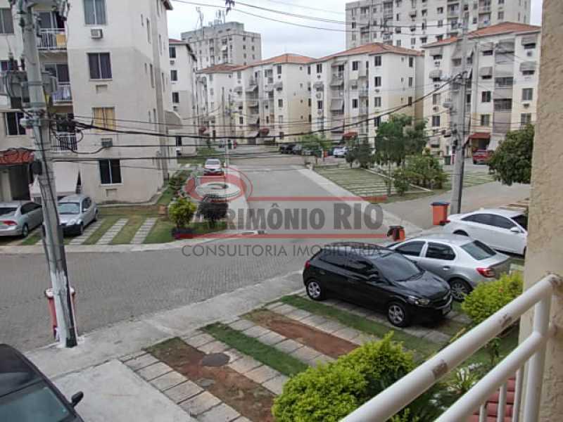 DSCN0028 - Apartamento 3quartos - 1vaga - Vila Cordovil - PAAP30897 - 3