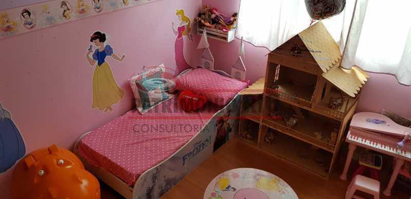 7 - Apartamento tipo casa de vila - 2qtos próximo Guanabara - PACV20086 - 8